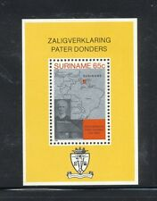 Surinam 599a MNH Beatification of Father Petrus Donders 1982 Birthplace. x13153