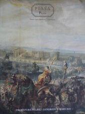 Catalogue de vente auction catalog Drouot Piasa DESSIN ANCIEN old master drawing