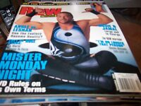 WWE Raw Magazine November 2002 Rob Van Dam