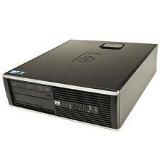 HP  Desktop PC Computer Core 2 Duo 4GB 250GB  Windows 7 PRO