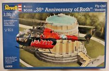 """BO 105 """"3th Anniversary of Roth"""" Fly-Out Version Revell 04906 Maßstab 1:32"""