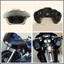 Injection ABS Inner & Outer Fairing For Harley FLTR Road Glide 1998-2013 11 12