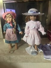 American Girl Kirsten And Nellie Combo EUC