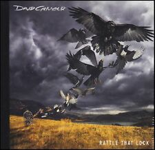 DAVID GILMOUR - RATTLE THAT LOCK CD ~ HARDBACK COVER ( PINK FLOYD GUITAR ) *NEW*