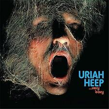 URIAH HEEP VERY 'EAVY VERY 'UMBLE 2016 REMASTER 2 CD DIGIPAK NEW