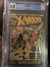 Uncanny X-Men #77 CGC 5.0 1977