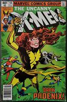 Uncanny X-Men # 135 FN 6.0 Dark Pheonix Claremont Byrne 1980 Bronze Age