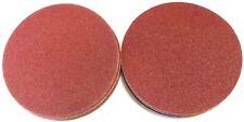 "6"" PSA Sanding Disc Stick On Discs Sandpaper 60 Grit Coarse 50 Pack"