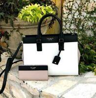 NWT Kate Spade Large  Cameron Street Satchel handbag +Wallet (various options)