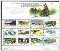 s15267) CANADA  MNH** 1993 Canada day 12v m/s