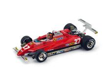 Ferrari 126C2 Gp Stati Uniti Villeneuve 1982 Br.R272-Ch 1:43 Modellino Diecast