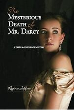 NEW The Mysterious Death of Mr. Darcy by Regina Jeffers Paperback