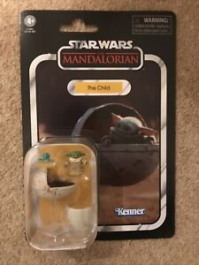 Mandalorian The Child Vintage Collection Star Wars figure. New