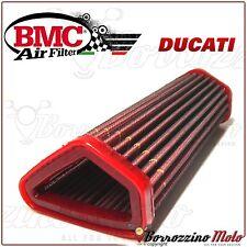 FILTRO DE AIRE DEPORTIVO LAVABLE BMC FM482/08 DUCATI 1198 R CORSE 2013