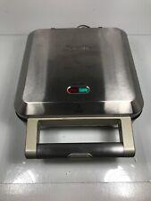 Breville Personal Pie Maker Model BPI640XL Stainless Steel 1200 Watt -TESTED