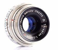Meyer-Optik Gorlitz  Trioplan 2.9/50mm 2,9/50mm V No.1766715 for Altix
