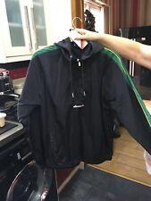 mens ellesse overhead jacket size medium