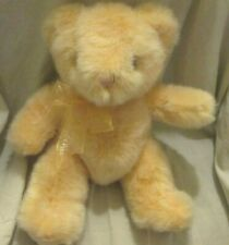 "RUSS Peach Popsicle Teddy Bear 12"" Stuffed Animal Plush TOY"