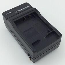 Battery Charger for PANASONIC Lumix DMC-ZR3 DMC-ZS3/ZS5/ZS7 DMC-TS10 Digital Cam