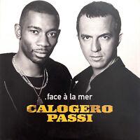 Calogero & Passi CD Single Face À La Mer - France (VG+/EX)