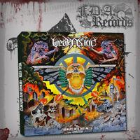 WEAK ASIDE - Forward Into Darkness - CD ltd. DIGIPAK - DEATH METAL fda records
