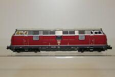 Fleischmann Spur N Diesellok BR 221 rot/grau  DCC digital DB  OVP  ART 931781