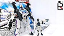 2011 TOMY TAKARA Transformers DOTM MechTech ICEPICK & CHAOS: COMPLETE plus more!