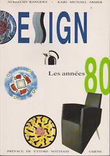 DESIGN LES ANNEES 80 ALBRECHT BANGERT ARMER CHENE 1991