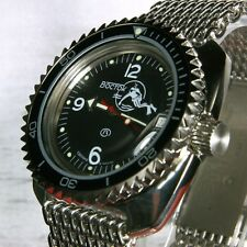 Vostok Amphibian,Amphibia Custom Russian Auto Dive Watch, New, Boxed, UK seller