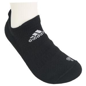 Adidas Alphaskin Low Lite Cushioned Socks 1-Paris Casual Fashion Black FK0967