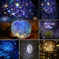 Star Light Projector Kids Gift Decoration LED Starry Projector Sky Ambient C2O4