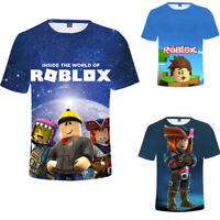 2019 2018 Spring Long Sleeve T Shirt For Girls Roblox Shirt Yellow Blouse For Boys Cotton Tee Sport Shirt Roblox Costume For Baby Boy From Zbd123 Roblox Boys Girls Kids Cartoon Short Sleeve T Shirt Tops Summer Casual Costumes Ebay