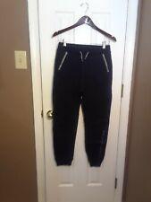 NWOT XL 15 16 BOYS ABERCROMBIE Sweatpants joggers