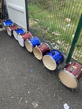 """More details for free p&p one 12"""" or one 13"""" bass drum.converted tom. busking practice floor gigs"""