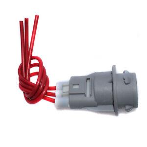 For Honda Accord TSX RLX Front Turn Signal Bulb Socket W/Connection Harness 2Pcs