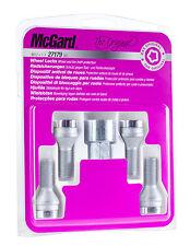 McGard 27222SU Felgenschlösser Radsicherungen Kegel M14 x 1,5 27,3