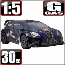 RAMPAGE XR RALLY 1/5 SCALE GAS POWERED REDCAT RACING RC RTR ~BLUE CAR