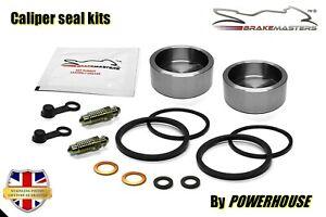 Yamaha FZR400 RR rear brake caliper piston seal rebuild repair kit set 1990 3TJ