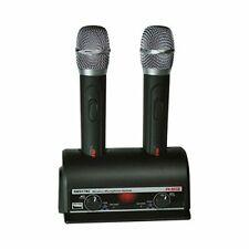 Media Sync RM917 Rsq Dual Wireless 34 Ch Rechargable Mics