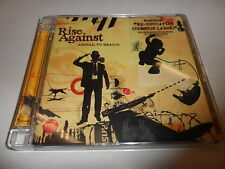 CD  Rise Against - Appeal to Reason