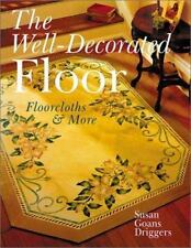 The Well-Decorated Floor: Floorcloths & More-ExLibrary