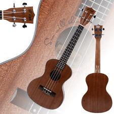 "New 26"" 18 Frets Sapele Tenor Ukulele 4 Strings Hawaiian Guitar Music Instrument"