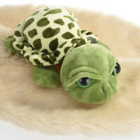 Big Eyes Tortoise Doll Turtle Stuffed Plush Cartoon Animal Kid B8Q8 Toy# D1L2