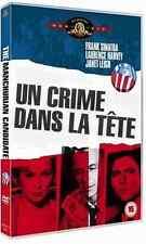 DVD  //  UN CRIME DANS LA TÊTE  // Frank Sinatra - Janet Leigh / NEUF cellophané