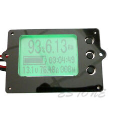 Capacity Tester Indicator coulometer 8V-50V 12v 50A Lithium / Lead-acid Battery
