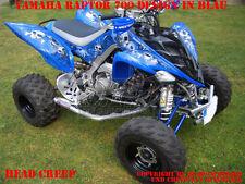 INVISION DEKOR KIT ATV YAMAHA RAPTOR YFM 700 2006-2012 HEAD CREEP LAGERWARE