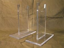 "Acrylic Display Stand 5"" Military Antique Western  Firearms Rifle Gun stand"