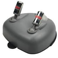 Universal 220V EU Plug Double-end Laser Line Fix Garage Parking Location Sensor