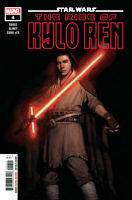 STAR WARS THE RISE OF KYLO REN #4 MARVEL COMICS