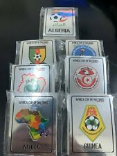 Sphinx African Cup of Nations 2019 EGYPT  Full Set Of Stickers only